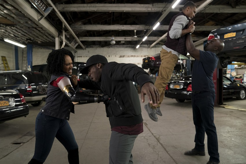 Marvel's Luke Cage season 2 review – not quite as unbreakable as its hero 7