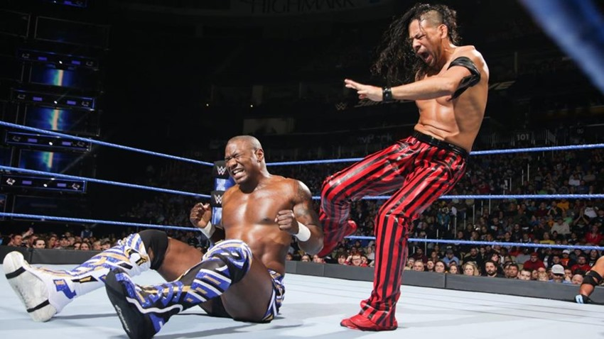 Smackdown LIVE March 27 (1)