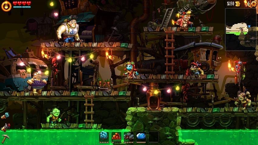 Steamworld Dig 2 tops a stellar Nintendo eShop sale