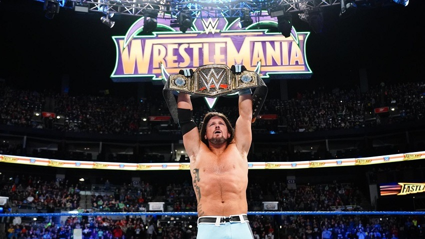 WWE Fastlane 2018 (1)
