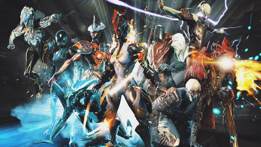 Warframe's huge Shrine of the Eidolon update hitting PS4 and XB1 tomorrow 4