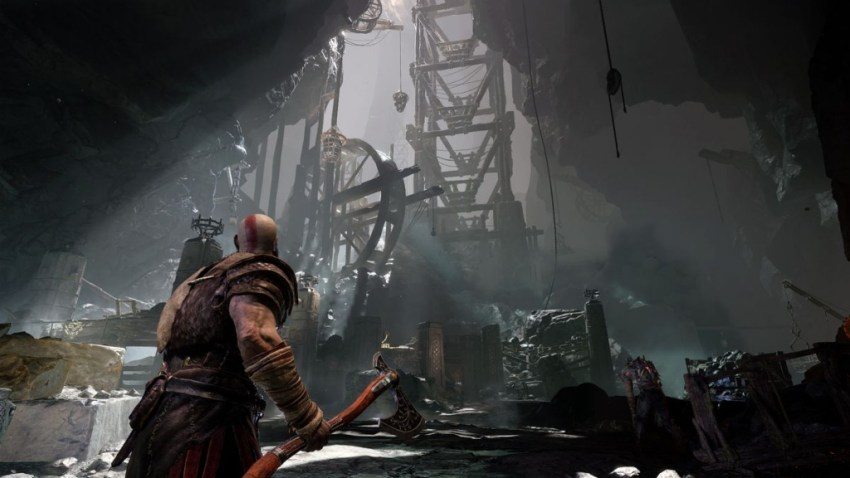God of War review-in-progress - A strong start laden with compassion and combat 15