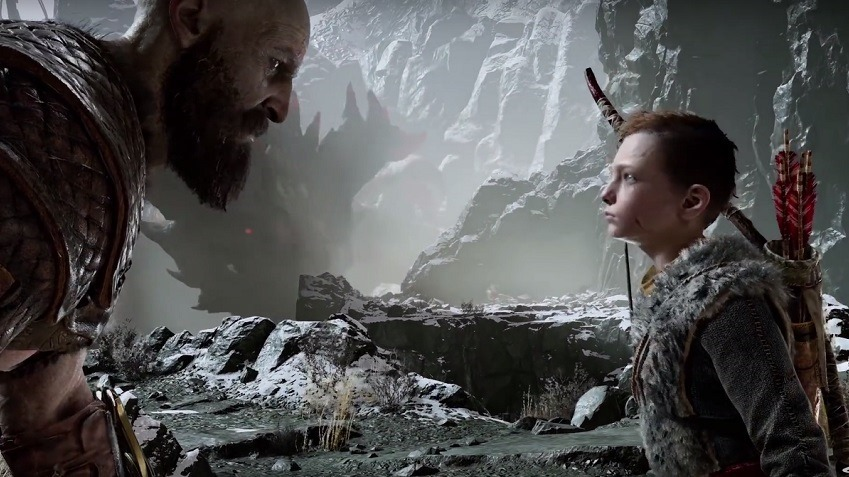 God of War nearly cut Atreus entirely 2