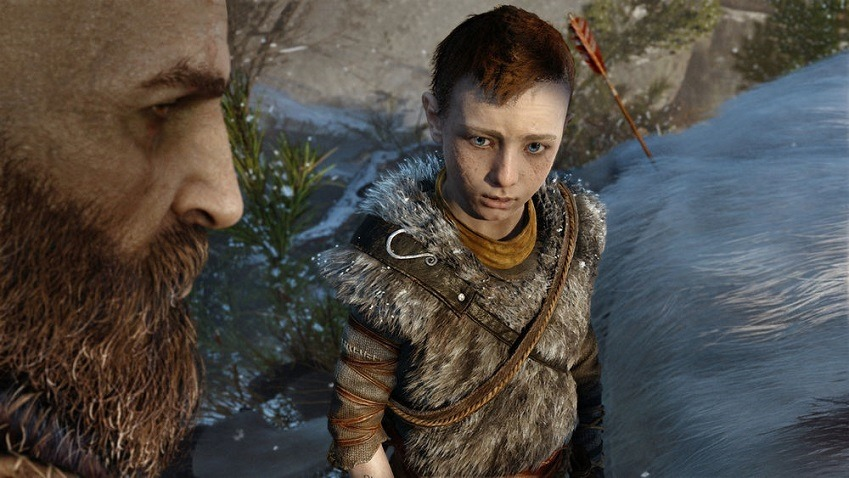 God of War nearly cut Atreus entirely 3