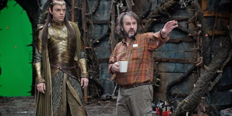 Peter Jackson may produce Amazon's Lord of the Rings series 4