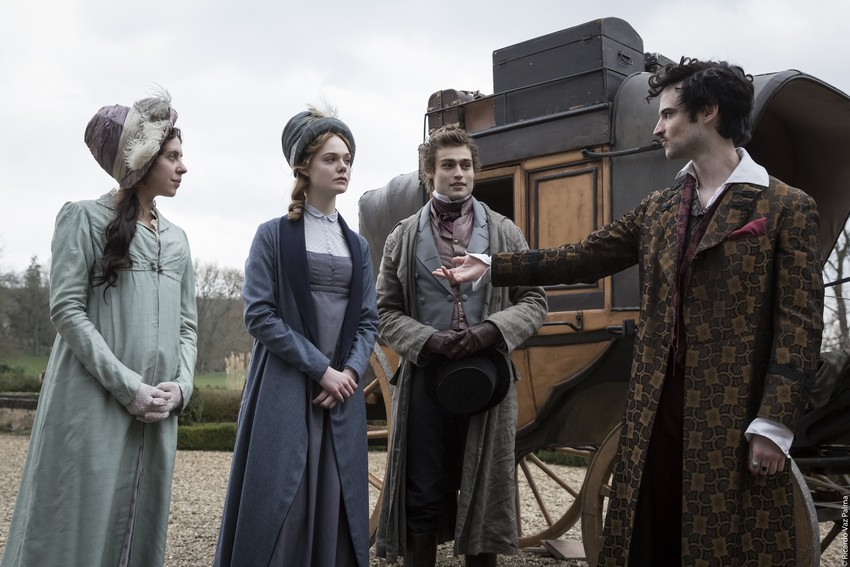 Discover the gothic story behind Frankenstein's creator in the first trailer for Mary Shelley 3