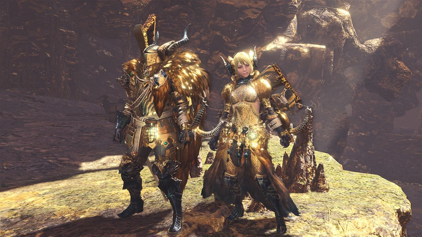 Monster Hunter World (1)