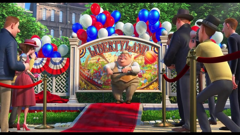 The Nut Job 2: Nutty By Nature (DVD) Review – A horrible sequel to an already bad film 6