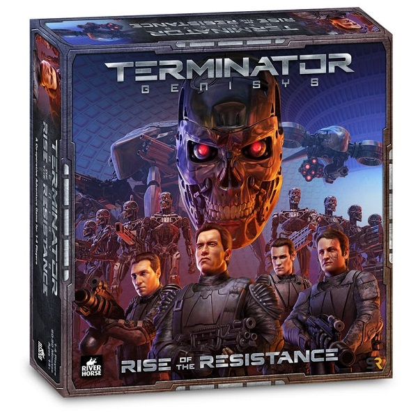 Get to right the wrongs of Terminator Genisys with this new upcoming board game 2