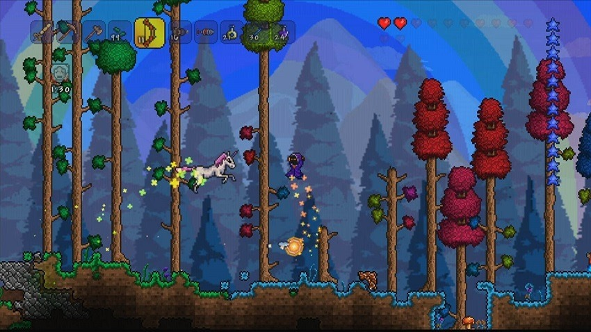 Terraria Otherworld has been cancelled