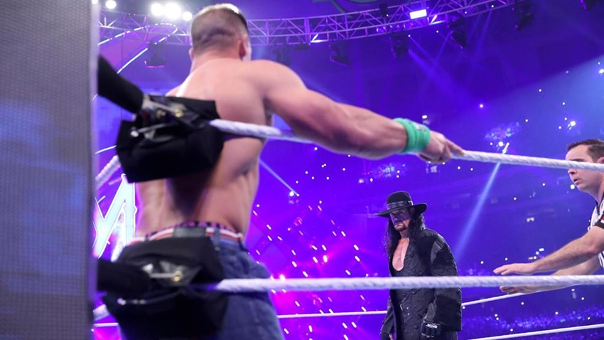 Wrestlemania shocks (7)