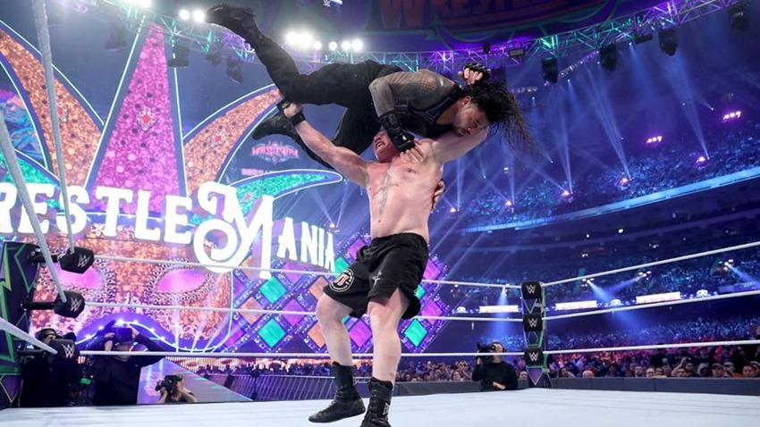 Wrestlemania shocks (9)
