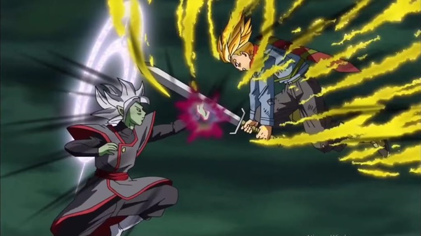 Zamasu Dragon Ball FighterZ (3)
