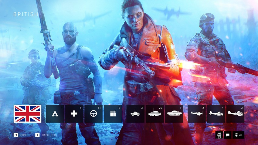 "Battlefield V ditches Premium Pass paid-for DLC; introducing customization that is not ""pay to win"" 4"