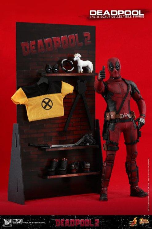 Hot Toys Deadpool (27)