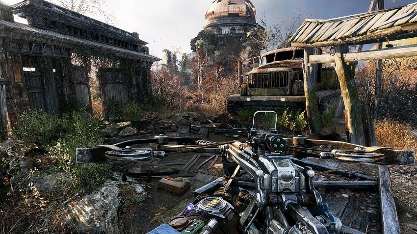 Metro Exodus delayed into 2019 2
