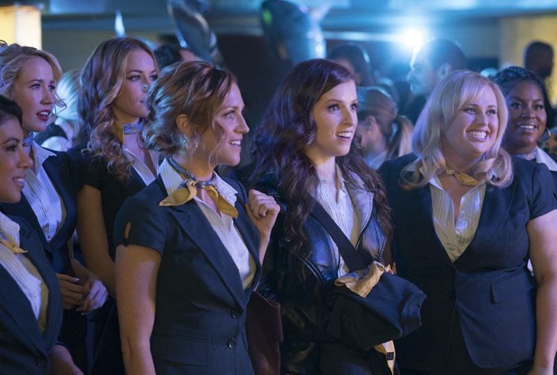 Pitch Perfect 3 (DVD) review – An un-acca-ceptional end to the musical comedy series 5