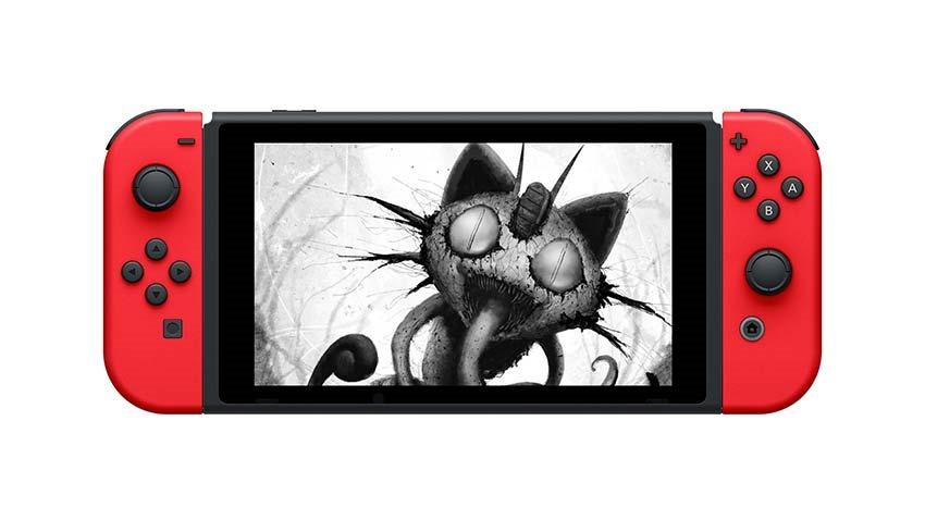 Pokemon-Switch