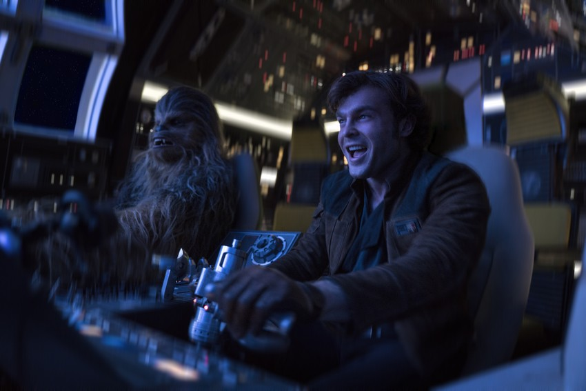 The team's thoughts on Solo: A Stars Story 5