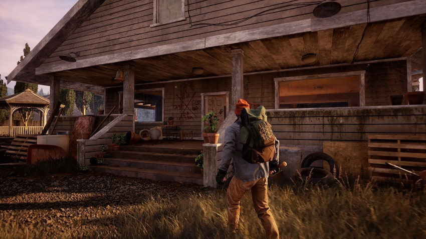 State of Decay 2 doesn't require much on PC