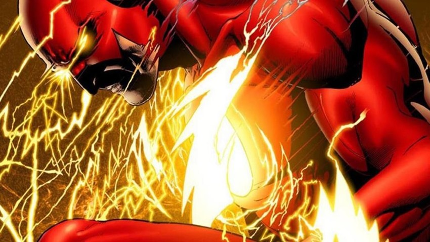 The Flash Speed Force (1)