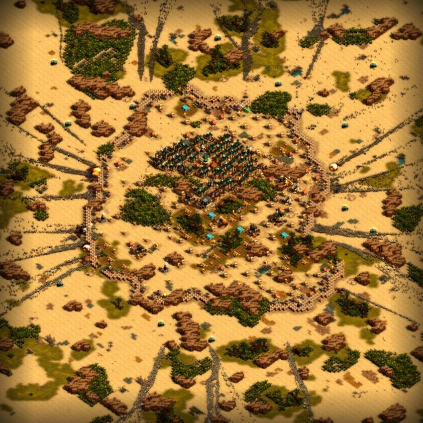 They Are Billions (3)
