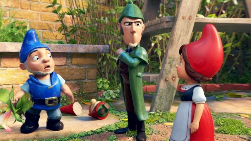 Sherlock Gnomes Review – A film as lifeless as real garden gnomes 7