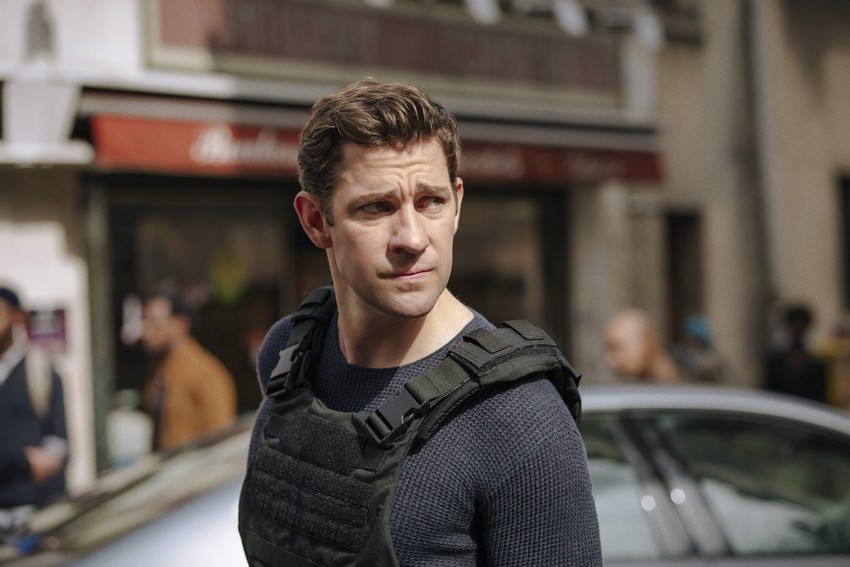 New trailer for Tom Clancy's Jack Ryan introduces John Krasinski as the literary hero 3