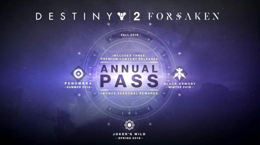 Destiny 2: Forsaken – All the new year 2 details revealed 12