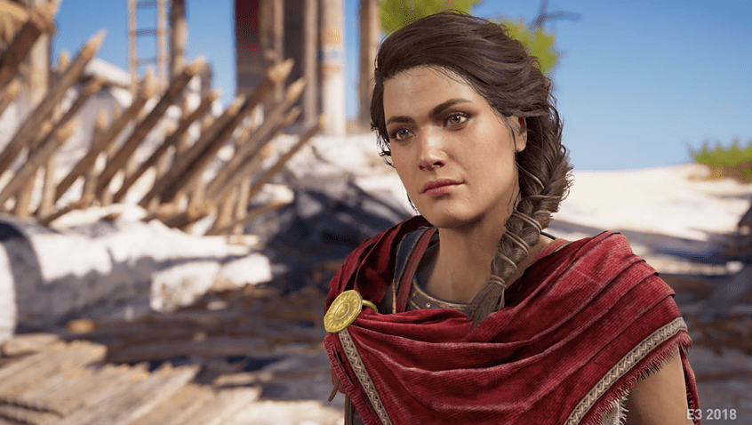 Assassin's Creed Odyssey E3 2018 hands-on 5