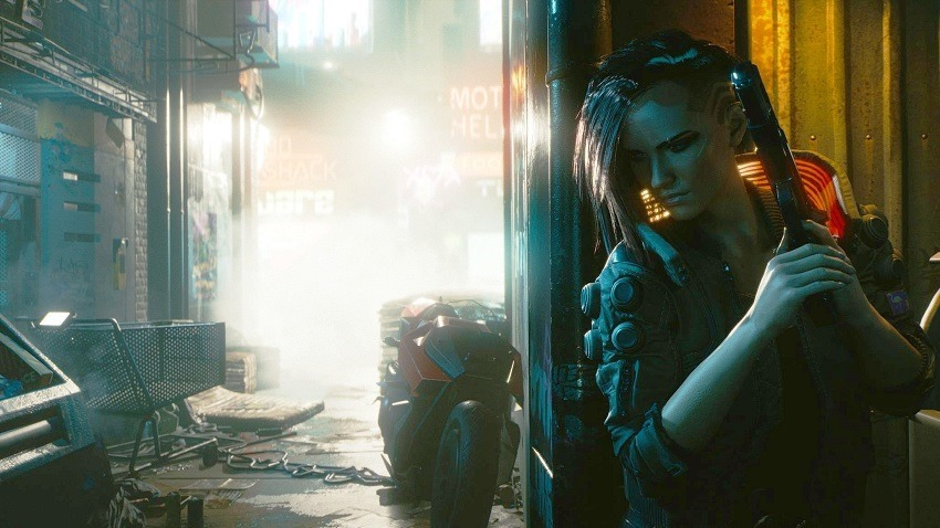 Cyberpunk 2077 might still be a ways off