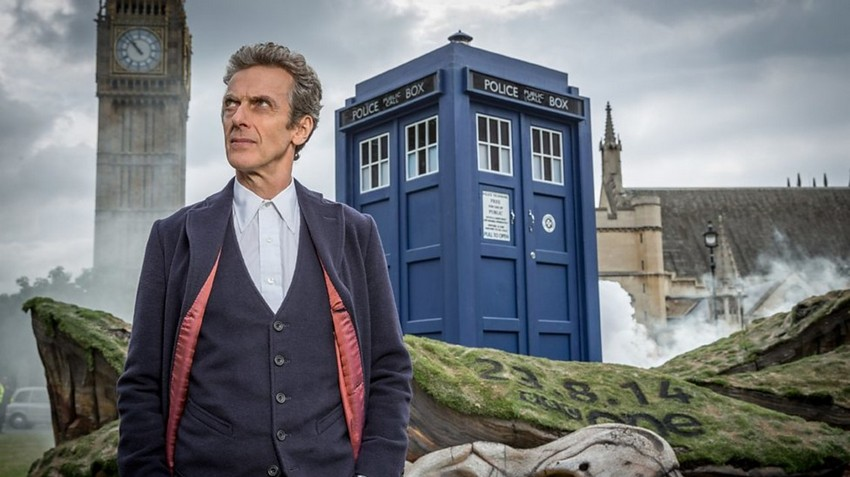 Wibbly wobbly timey wimey: The past, present and future of Doctor Who 18
