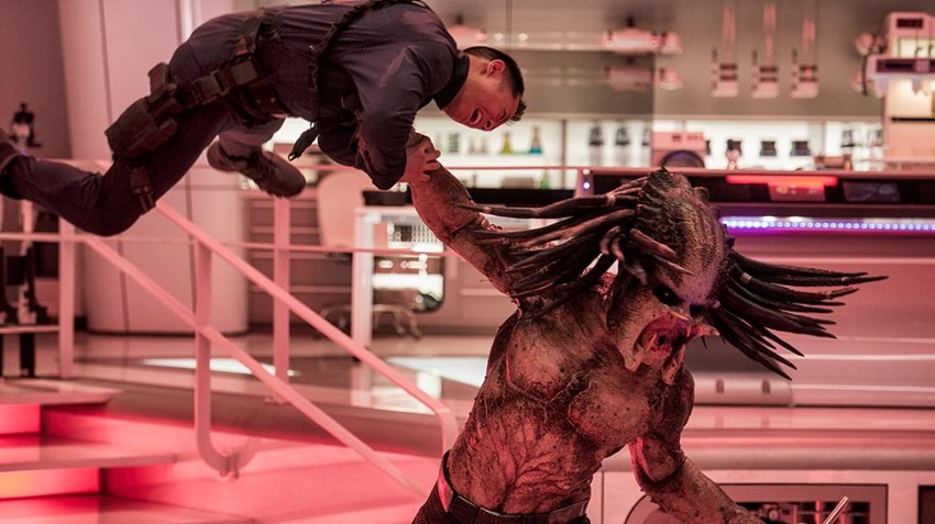 The Predator review - Action-comedy sequel only gets it half right 7