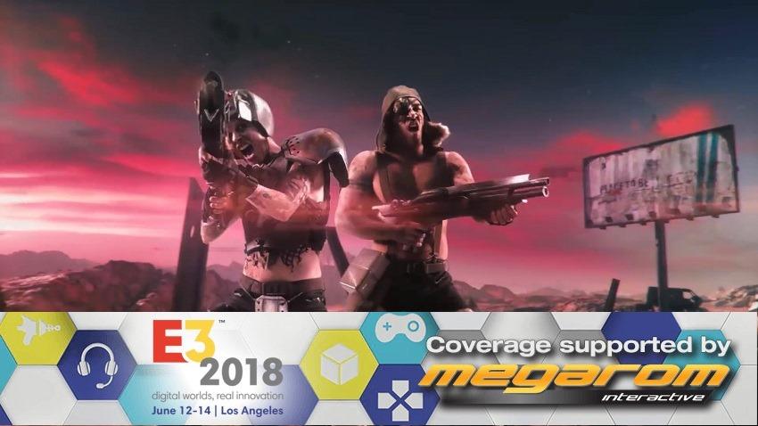 RAGE 2 gameplay revealed at Bethesda E3