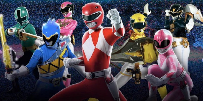 Hasbro confirms plans for Power Rangers movies 4