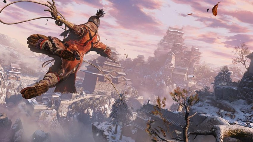 From Software's Sekiro: Shadows Die Twice is viciously poetic in action 9