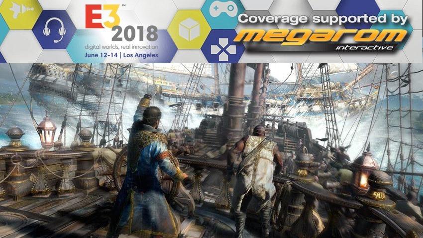 Skull and Bones E3 2018 hands-on 2