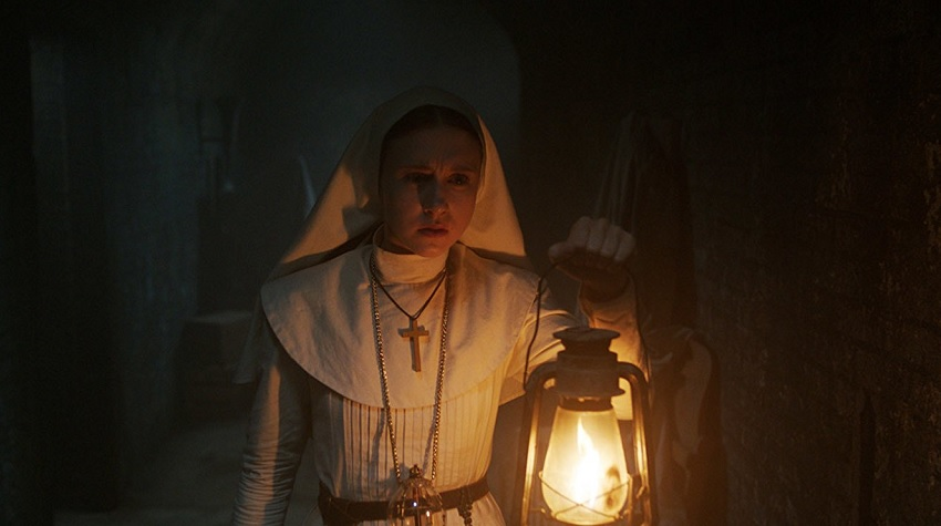 See where it all began in this teaser trailer for The Conjuring 2 spin-off The Nun 3