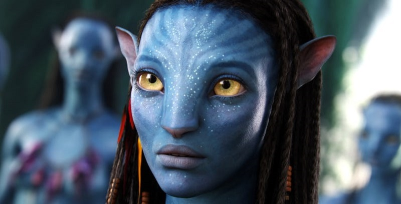 Zoe Saldana reportedly already finished filming her scenes for Avatar 2 and 3 4
