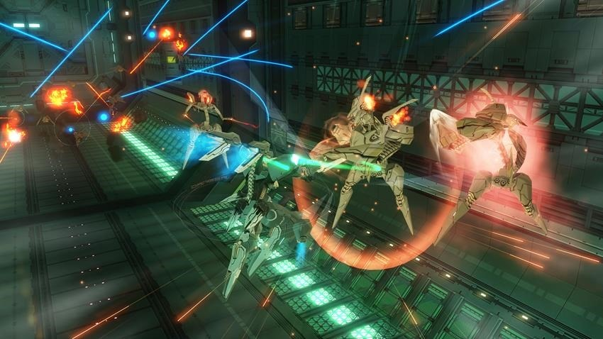 Zone of the Enders The Second Runner E3 2018 hands-on 2