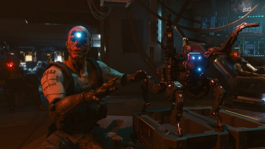 Cyberpunk 2077 is a first-person RPG and some fans are not happy about it 2