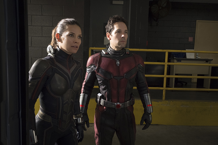 Ant-Man and The Wasp review–Breezy micro-scaled fun with a sting 6