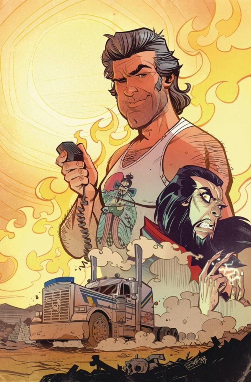Big Trouble in Little China Old Man Jack #11