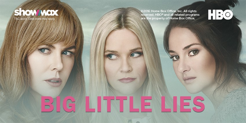 Come for the star-studded murder mystery, stay for the important stories about women with Big Little Lies on Showmax 6