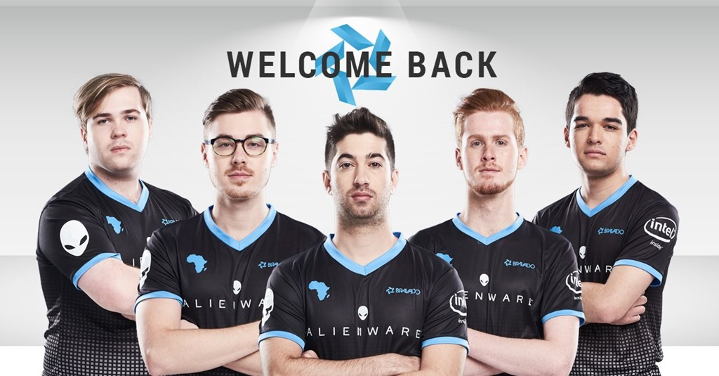 Bravado Gaming Welcome Back