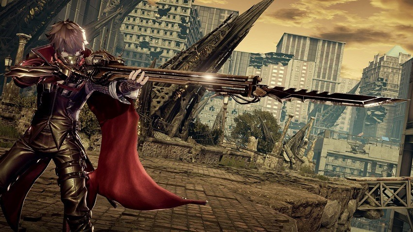 Code Vein delayed into 2019 (2)