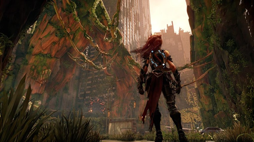 Environmental puzzles look a lot more nuanced in Darksiders 3 2