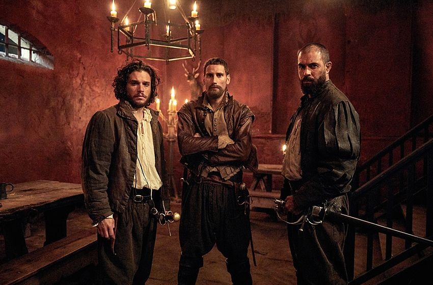 Discover the truth about Guy Fawkes with thrilling miniseries Gunpowder on Showmax 4