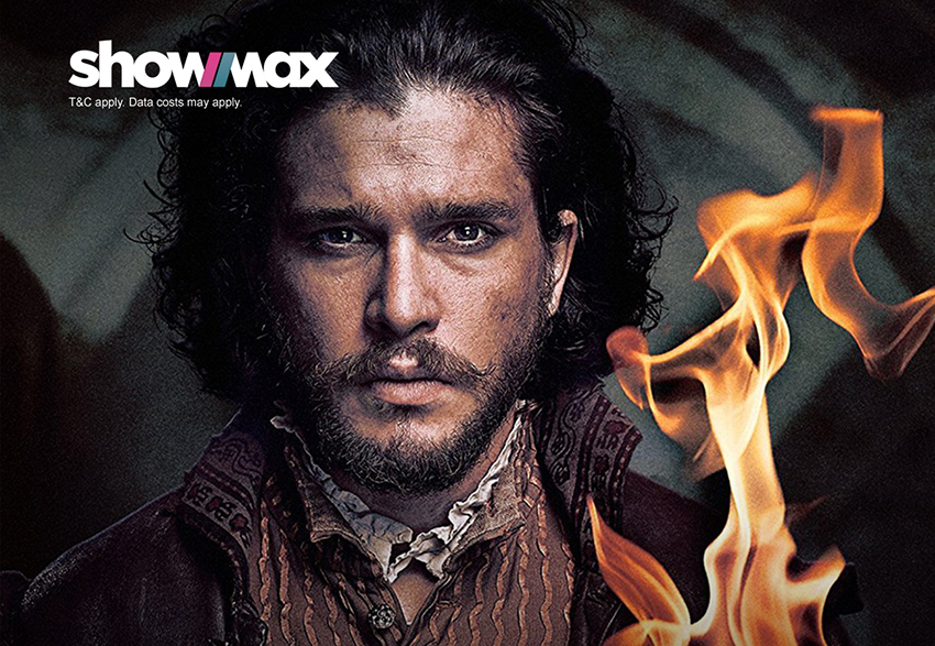 Discover the truth about Guy Fawkes with thrilling miniseries Gunpowder on Showmax 3