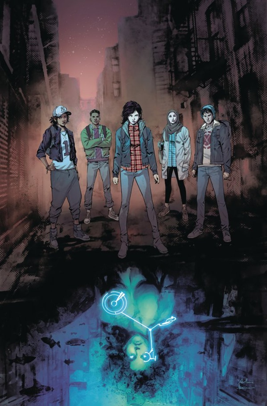 Aftershock's The Normals and The Lost City Explorers are headed to TV 2